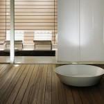 Terrassendielen von Lobis fürs Bad bei Buttenhauser in Salzburg