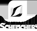 Scheucher Logo Weiß